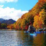 10月 栃木県・中禅寺湖紅葉カヤックツーリング ご予約可
