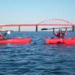 那珂川を海まで約50kmロングツーリング