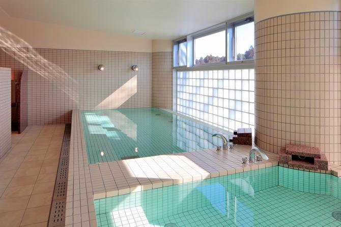 水戸少年自然の家 風呂場