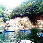 4月 和歌山県 世界遺産・熊野川60kmカヤックツアー ご予約可